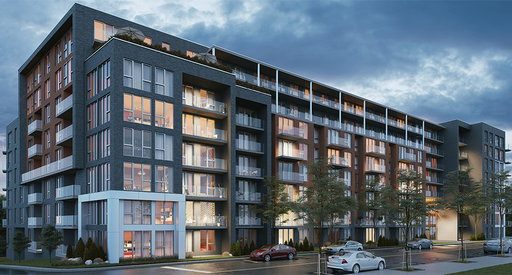 Noca condos in griffintown
